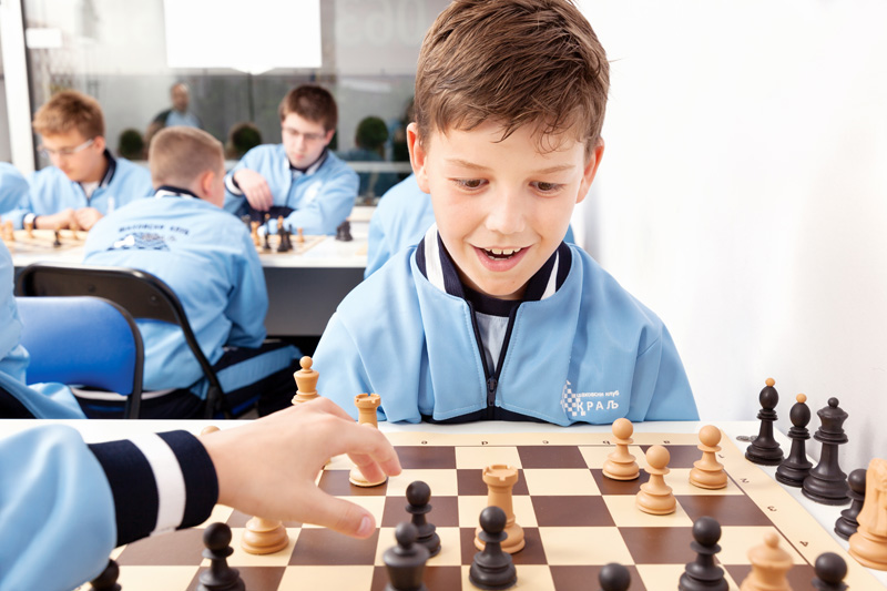Škola šaha u Žarkovu