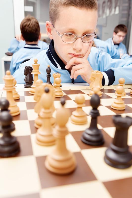 Dečija škola šaha