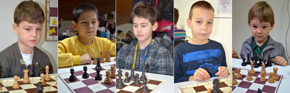 Школа шаха за почетнике