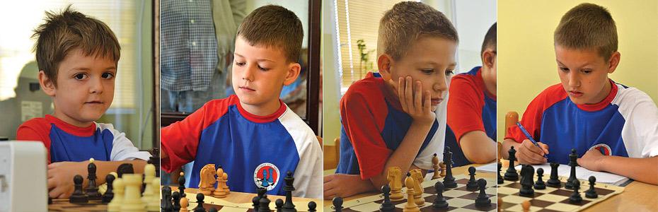 Дечија школа шаха