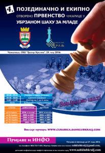 4. Отворено међународно првенство Чукарице